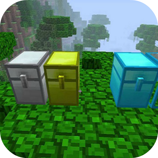 Chests Iron Mod for MCPE 1.1.290