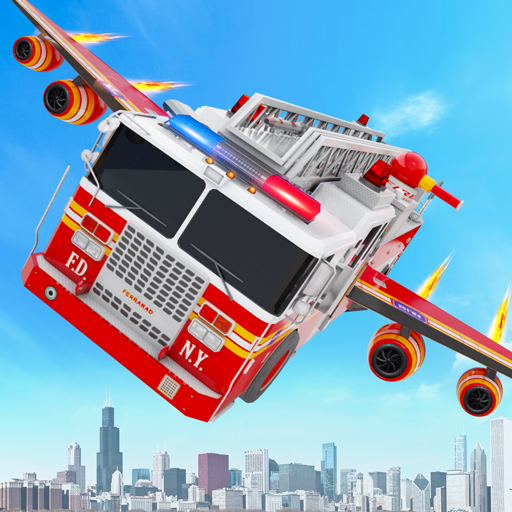 Fire Truck Games – Firefigther  32