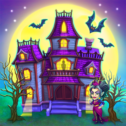 Monster Farm – Happy Ghost Village – Witch Mansion1.55