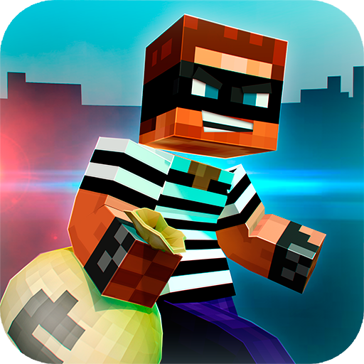 🚔 Robber Race Escape 🚔 Police Car Gangster Chase3.9.4