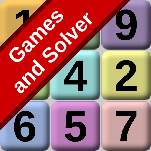 Sudoku Games and Solver1.4.7