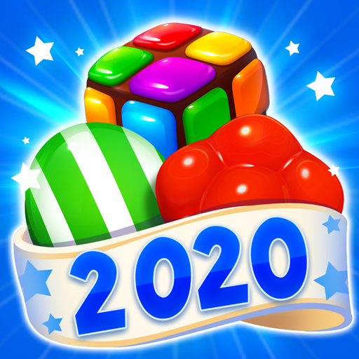 Candy Witch Match 3 Puzzle Free Games  16.9.5039