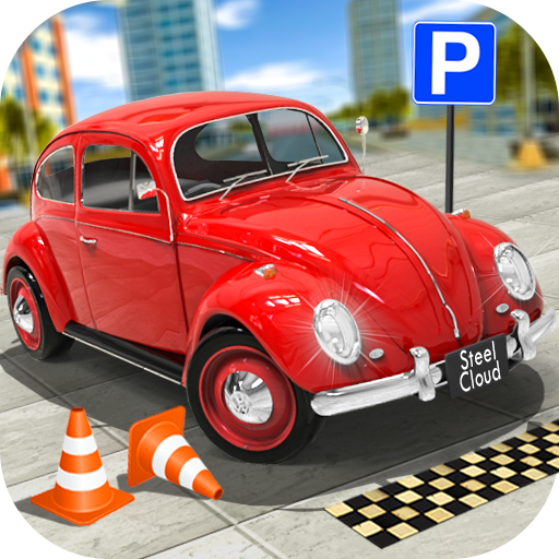 Classic Car Parking Real Driving Test 1.7.9