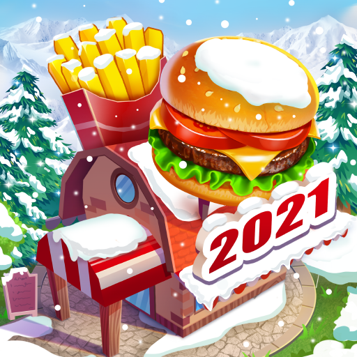 Crazy Chef Food Truck Restaurant Cooking Game  1.1.58