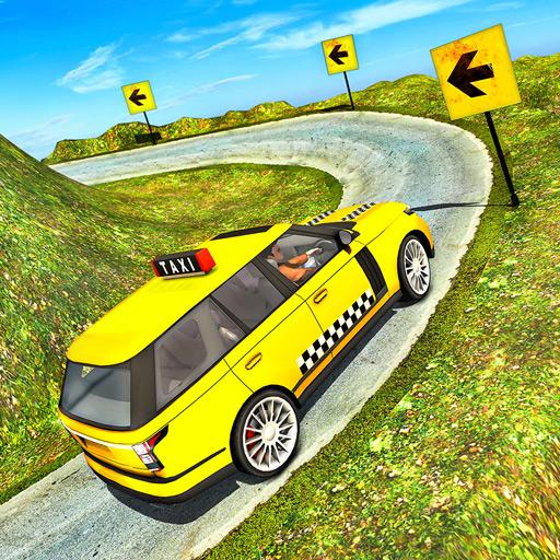 Crazy Taxi Jeep Drive: Jeep Driving Games 2020 1.15