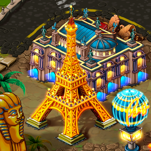 Magica Travel Agency: Match 3 Games, Jigsaw Puzzle  1.3.3