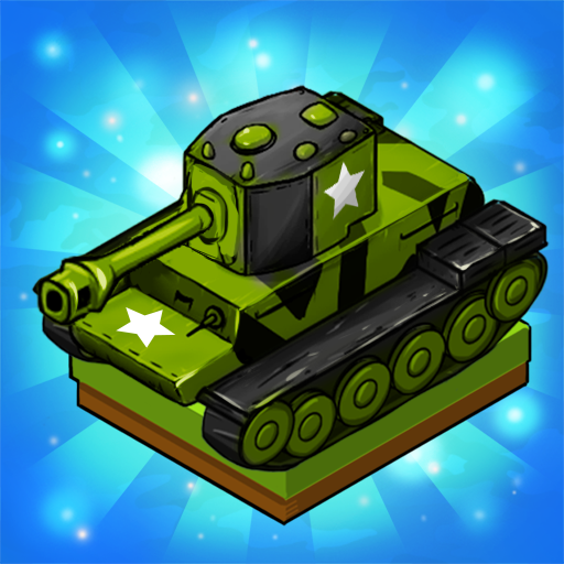 Merge Tanks: Funny Spider Tank Awesome Merger 2.0.18
