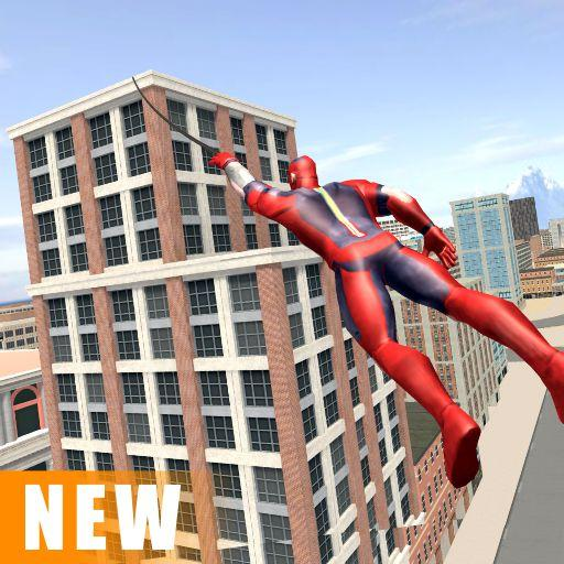 Miami Rope Hero Spider Open World City Gangster 1.0.25