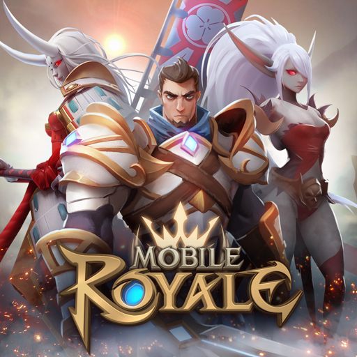 Mobile Royale MMORPG – Build a Strategy for Battle  1.24.0