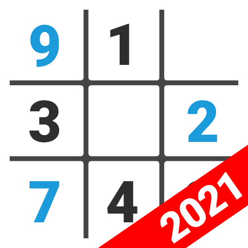 Sudoku Levels 2021 – free classic puzzle game  1.3.1