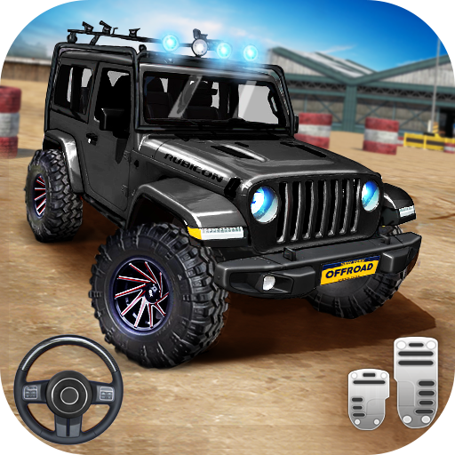 Off Road Monster Truck Driving – SUV Car Driving 1.4.9.1   7.1
