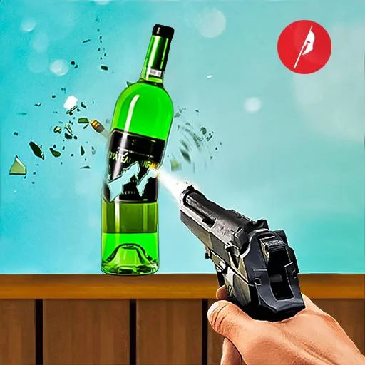 3D Shooting Games: Real Bottle Shooting Free Games  21.8.0.0