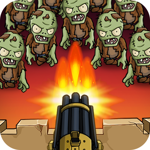 Zombie War Idle Defense Game  84