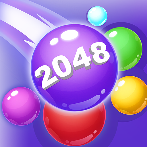 2048 Lucky Merge – Easy to Win