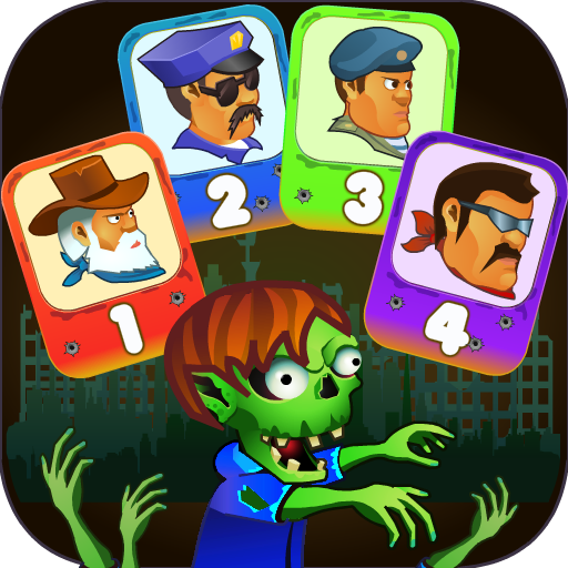 Four guys & Zombies (four-player game) 1.0.2