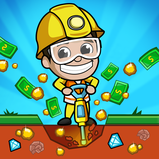 Idle Miner Tycoon: Gold & Cash Game  3.59.0