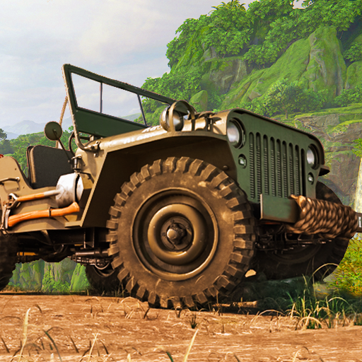 Offroad Jeep Driving Game – Racing Stunts Game  2.3.6