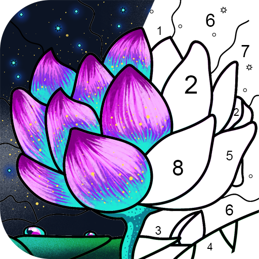 Paint by Number Coloring Games  2.70.2