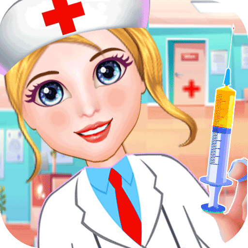 Pretend Hospital Doctor Care Games : My Life Town