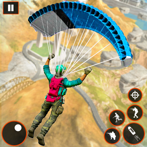 Real Commando Mission – Free Shooting Games 2021  5.0