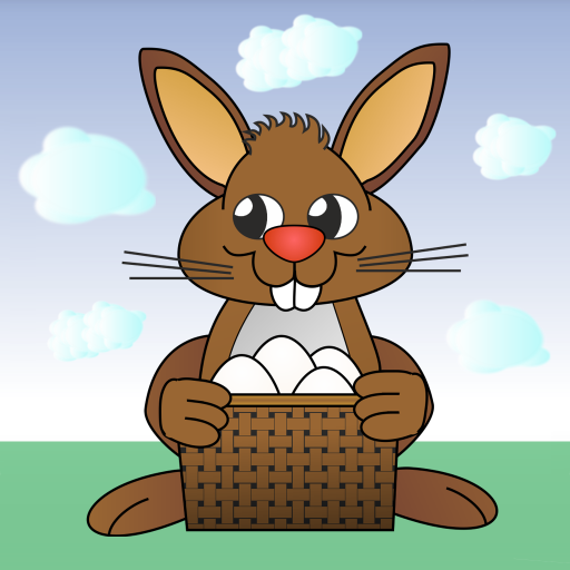 Rushing Bunny, help me to collect all the eggs 1.5.6