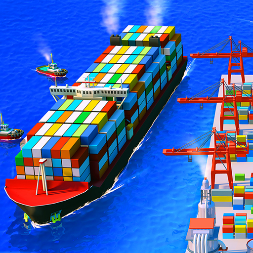Sea Port: Ship Games & Transport Tycoon Strategy 1.0.186