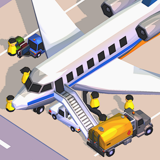 Airport Inc. Idle Tycoon Game ✈️  1.4.1