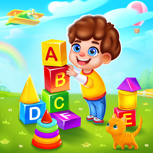 Baby Learning Games for Toddlers & Preschool Kids  1.0.23
