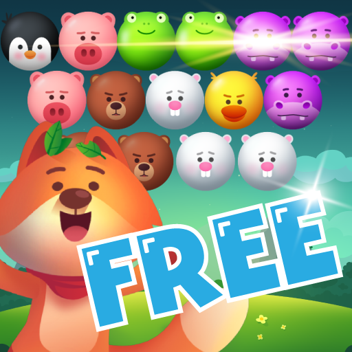 Bubble Shooter Animal World | 2021 Free game  1.3.0
