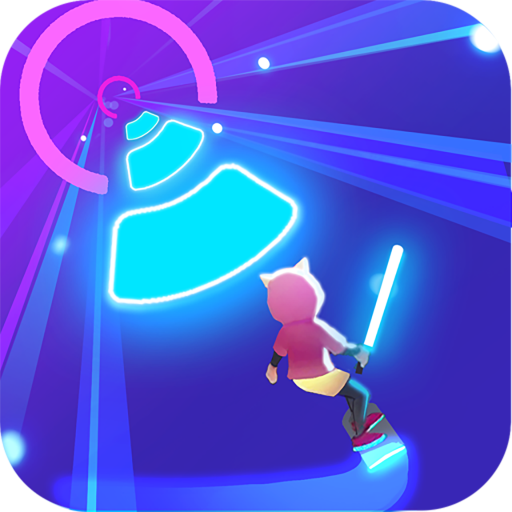 Cyber Surfer Free EDM Music Game Smash Colors 2 3.0.1