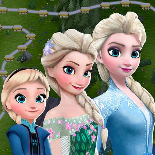 Disney Frozen Free Fall – Play Frozen Puzzle Games  10.6.0