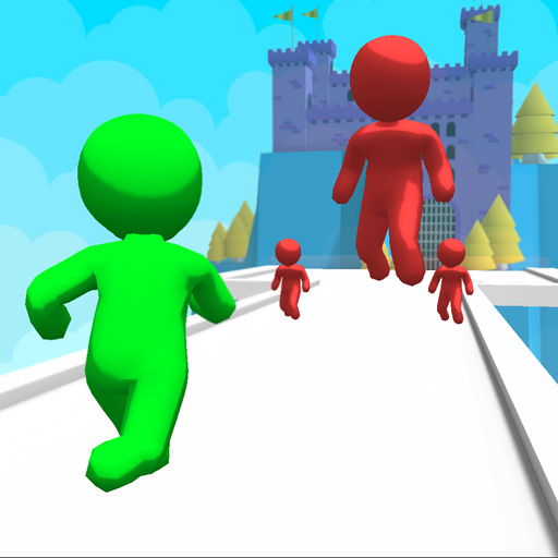 Giant Clash 3D – Join Color Run Race Rush Games  0.9