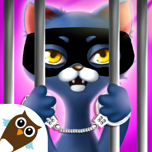 Kitty Meow Meow City Heroes – Cats to the Rescue!