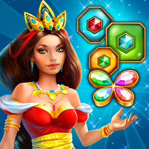 Lost Jewels Match 3 Puzzle  2.155