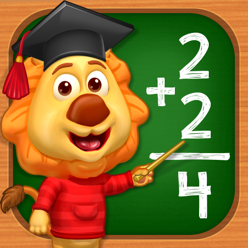 Math Kids Add, Subtract, Count, and Learn  1.3.7