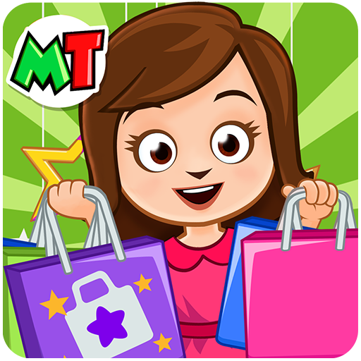 My Town: Shopping Mall – Shop & Dress Up Girl Game  1.12