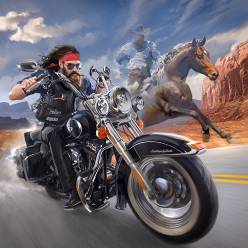 Outlaw Riders War of Bikers  0.3.8