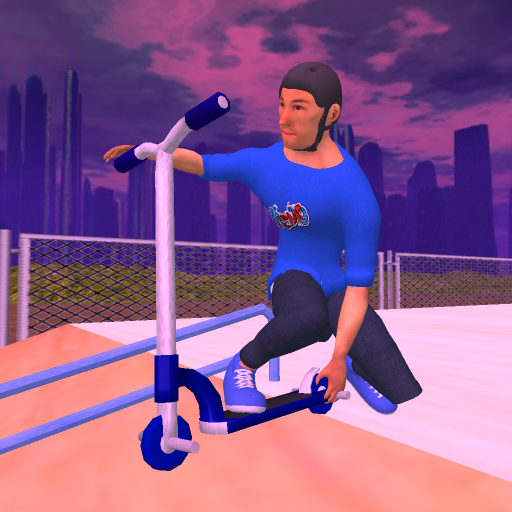 Scooter Freestyle Extreme 3D  1.74