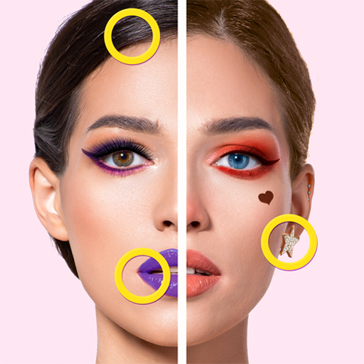 Spot the Difference – Insta Vogue