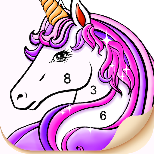 Tap Color Color by number. Coloring Game  6.4.0
