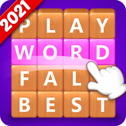 Word Fall – Brain training search word puzzle game