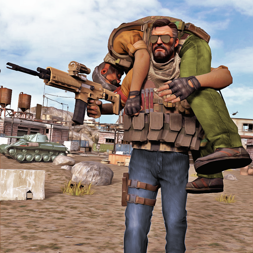 Real Commando Games: All New Fps Shooting Games 3d  8.0