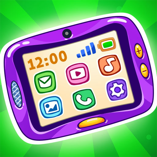 Babyphone & tablet – baby learning games, drawing  2.5.8
