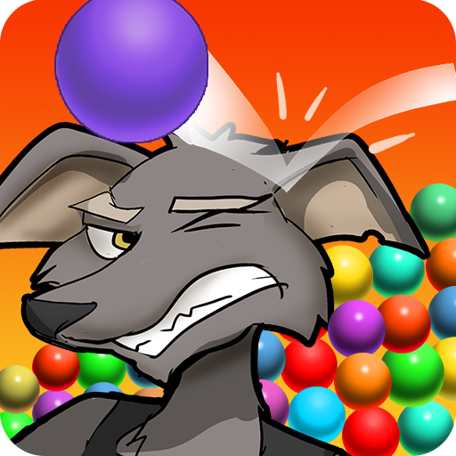 Bad Wolf! Bubble Shooter