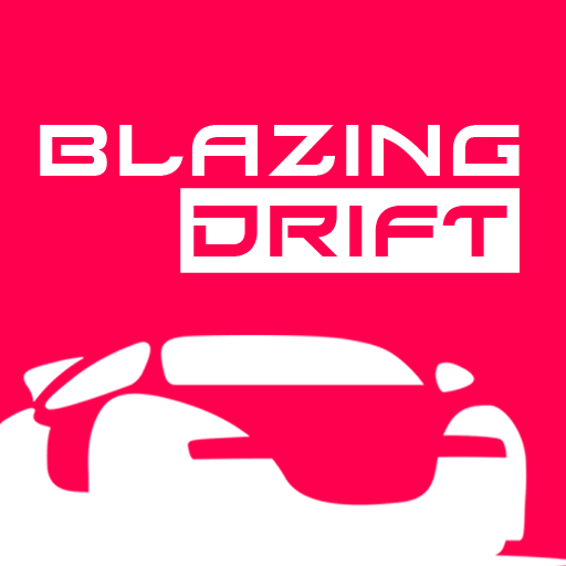 Blazing Drift : Drift and Police Car Chase Game