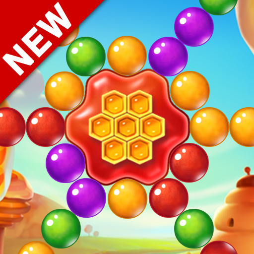 Bubble Buggle Pop: Free Match & Shooter Puzzle