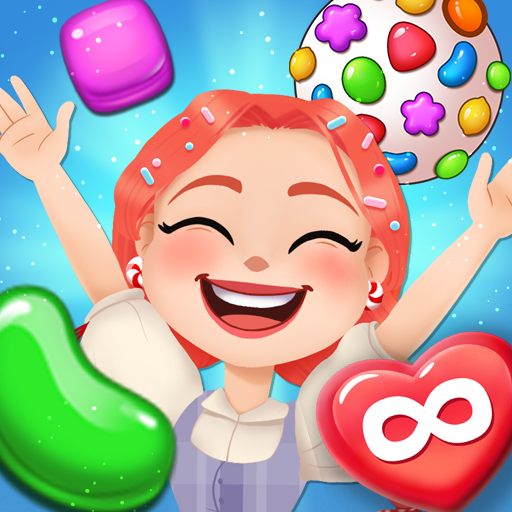 Candy Go Round – #1 Free Candy Puzzle Match 3 Game