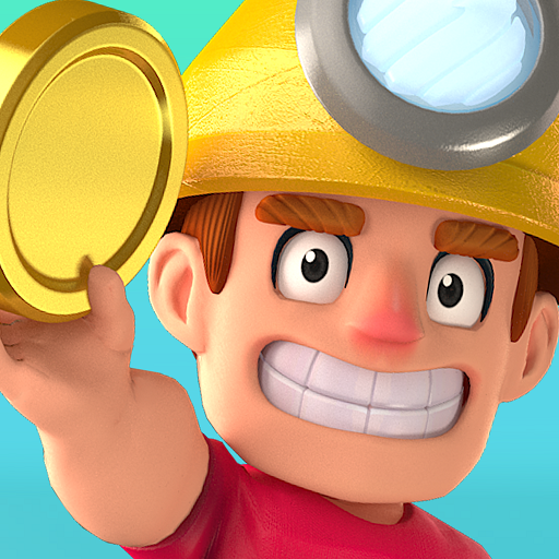 Digger To Riches: Idle mining game