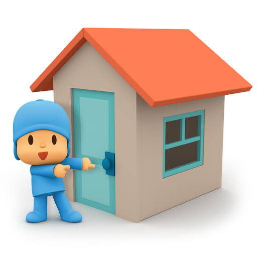 Pocoyo House best videos and apps for kids  3.2.11