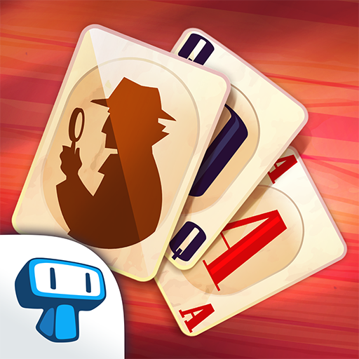 Solitaire Detectives Crime Solving Card Game  1.3.3